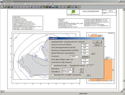 Ggu Drawdown Optimisation Of Well Installations